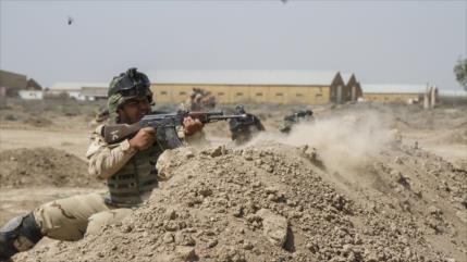 Irak arresta a responsable de explosivos de Daesh en Nínive