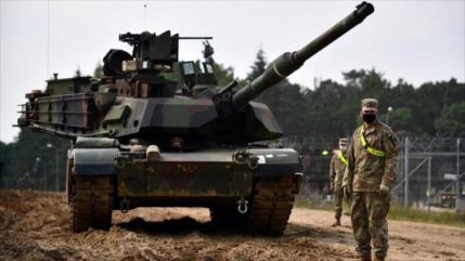 Rusia: Acciones de EEUU y OTAN aumentan amenaza militar en Europa