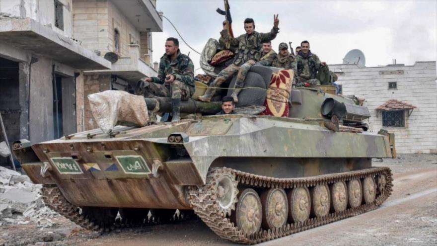 Siria responde con fuerza a ataques de terroristas en Idlib | HISPANTV
