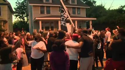 EEUU sigue siendo escenario de protestas contra brutalidad policial