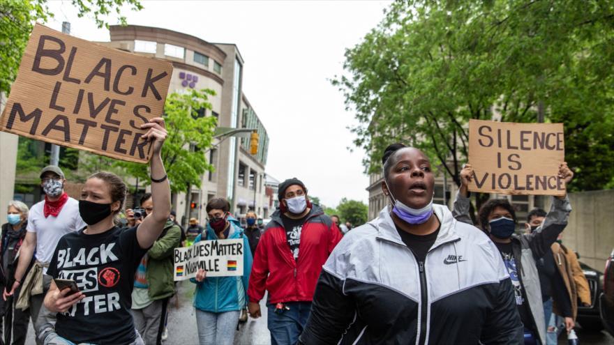 'Asesinatos de afroestadounidenses son crímenes de lesa humanidad'