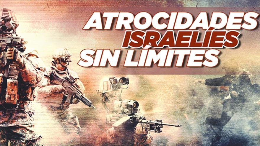 Detrás de la Razón: Al-Quds es atacado por Israel; Palestina resiste