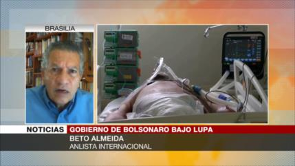 Almeida: aumenta mortalidad en Brasil por negligencia del Gobierno