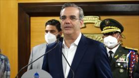 Deudas provocadas por COVID-19 preocupan al presidente dominicano