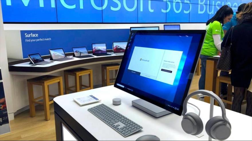 Project Latte de Microsoft que permite a los desarrolladores enviar sus aplicaciones de Android a Microsoft Store empaquetadas como MSIX. (Foto:AP)