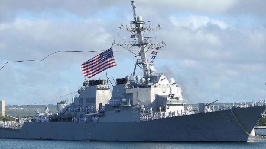 Rusia tiene en la mira los buques de guerra de EEUU en el mar Negro   HISPANTV