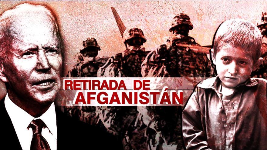 Detrás de la Razón: Con más pena que gloria; EEUU se retira de Afganistán