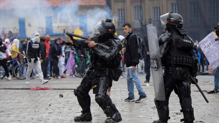 Con movilizaciones y represión avanza el paro nacional en Colombia | HISPANTV