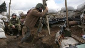 Ejército de Ucrania lanza más de un centenar de ataques en Donetsk