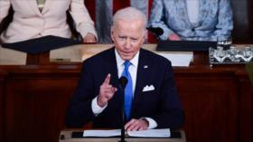 Biden dice que EEUU no busca escalar tensiones con Rusia y China