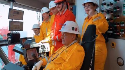 Pemex liderará mercado de hidrocarburos en el país azteca