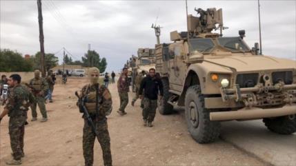 Atacan un convoy de las fuerzas apoyadas por EEUU en Siria