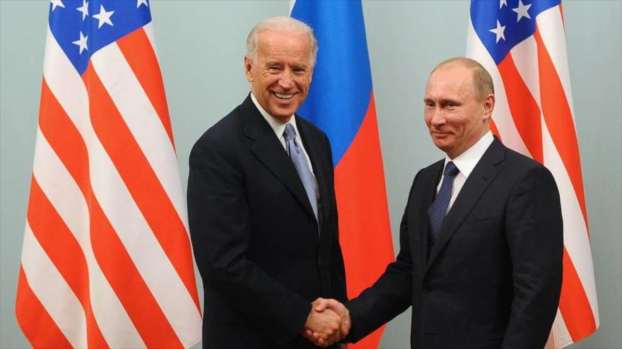 Rusia: Hostilidad de EEUU obstaculiza conversaciones Putin-Biden | HISPANTV