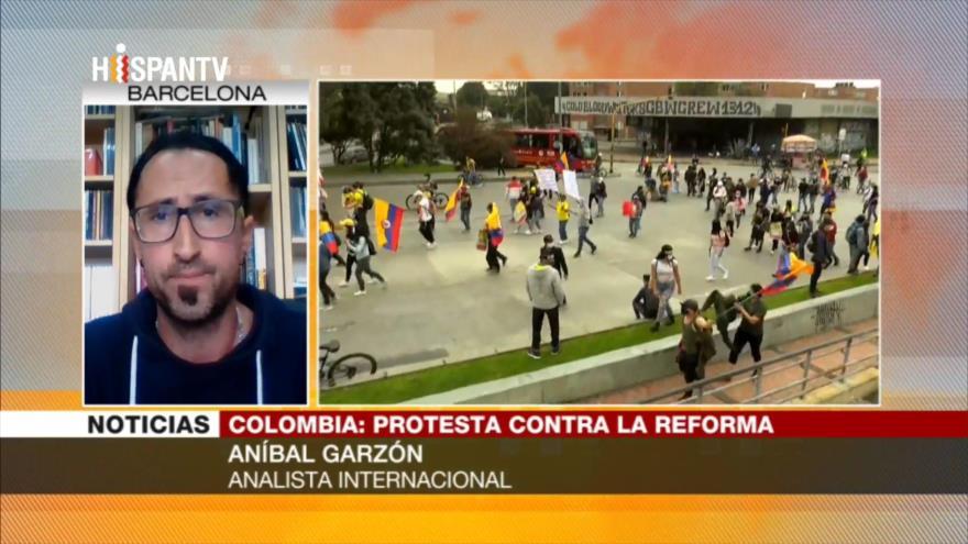 Garzón: En Colombia, el Israel de Latinoamérica, no hay democracia | HISPANTV