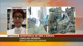 Herrera: Protocolos sanitarios son más efectivos que vacunas