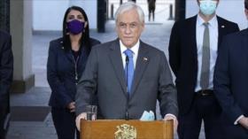 Presidente de Chile, acusado ante CPI de crímenes de lesa humanidad