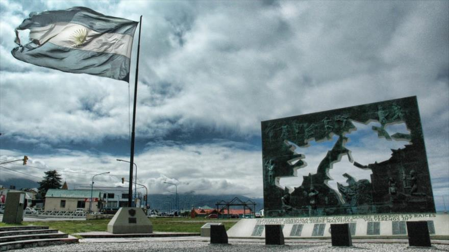 Argentina mantiene una lucha histórica con Reino Unido por el territorio de Malvinas. Foto:Reuters