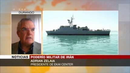 Zelaia: Presencia de Irán impide control de EEUU sobre Golfo Pérsico