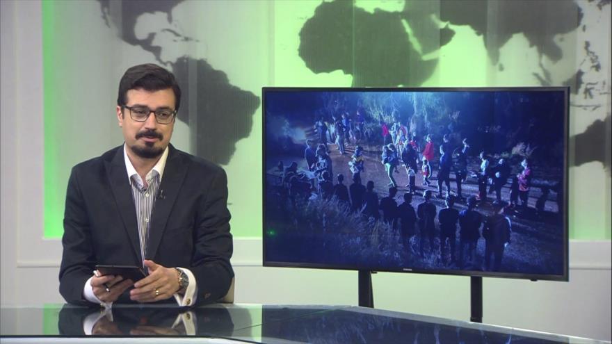 Buen día América Latina: Drama migratorio en Centroamérica