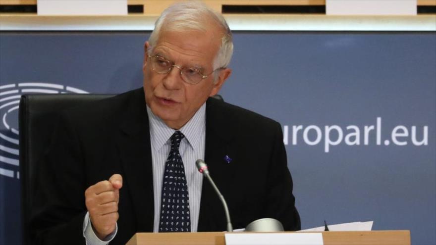 El alto representante de la Unión Europea para Asuntos Exteriores y Política de Seguridad, Josep Borrell. (Foto: Reuters)