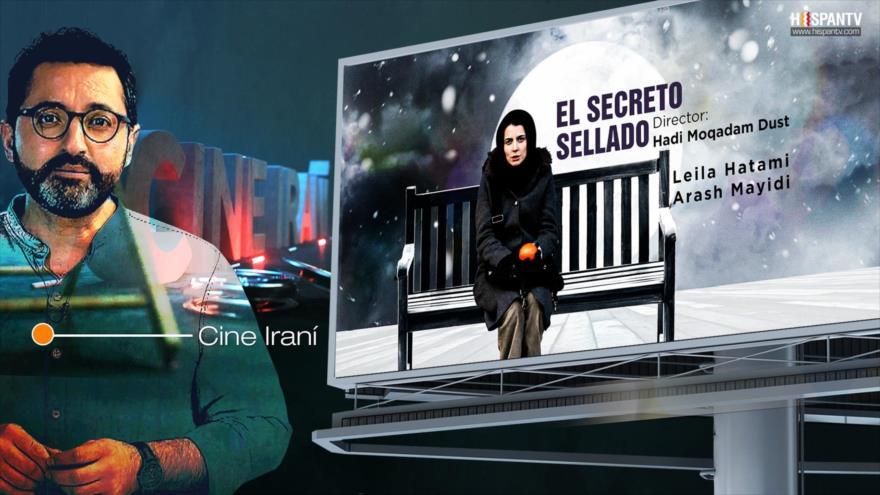 Cine iraní: El secreto sellado