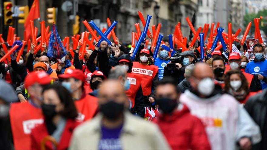 Se celebra en el mundo el Día Internacional del Trabajador | HISPANTV