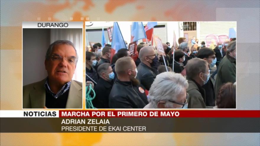 Zelaia: El Primero de Mayo muestra la importancia del trabajo