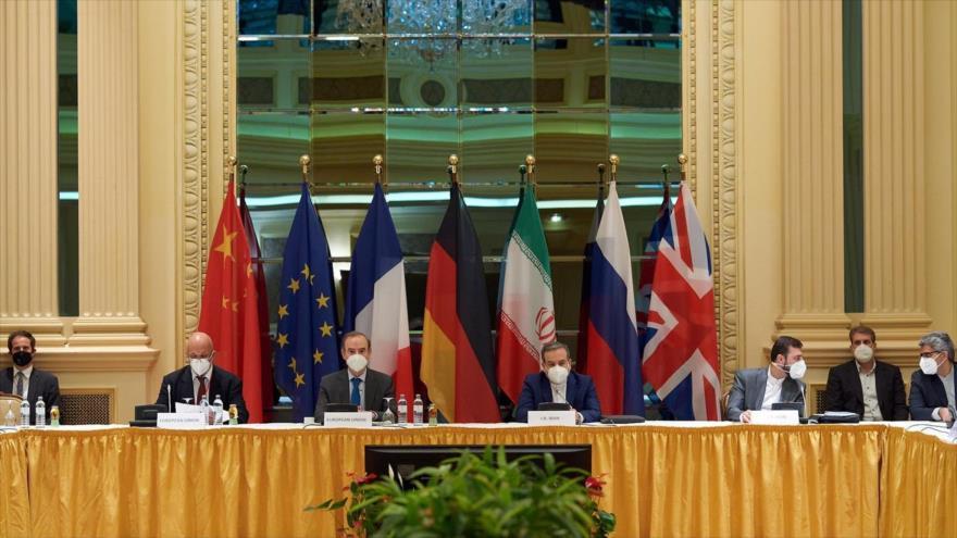 Irán-G4+1 acuerdan continuar diálogos con mayor rapidez y seriedad | HISPANTV