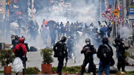 Duque ordena militarización de Colombia para aplacar protestas