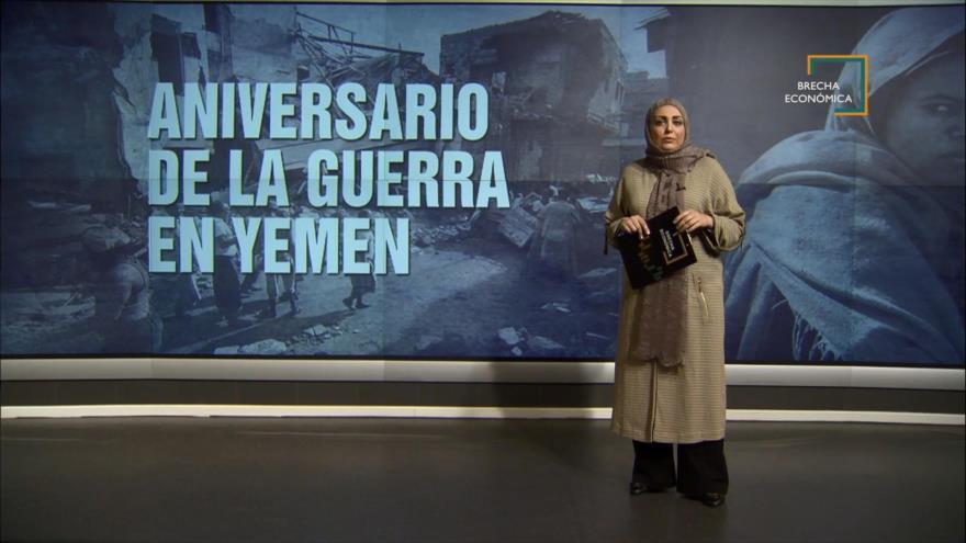 Brecha Económica: Aniversario de la guerra en Yemen