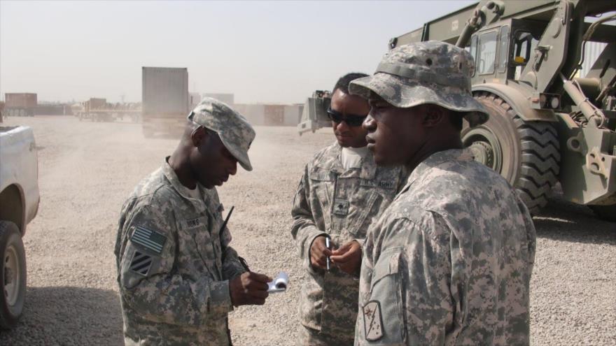 Base de EEUU en Irak es blanco de ataques con cohetes Katyusha | HISPANTV