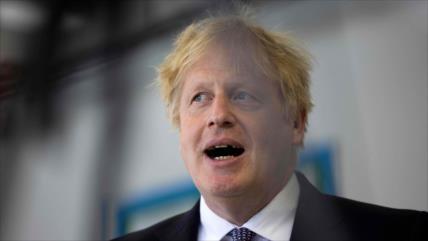 Partido escocés: Johnson deberá renunciar si infringió las reglas