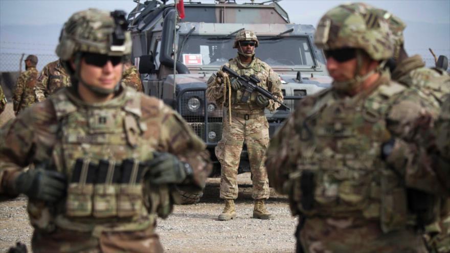 Soldados estadounidenses desplegados en Afganistán, durante una operación militar. (Foto: The New York Times)