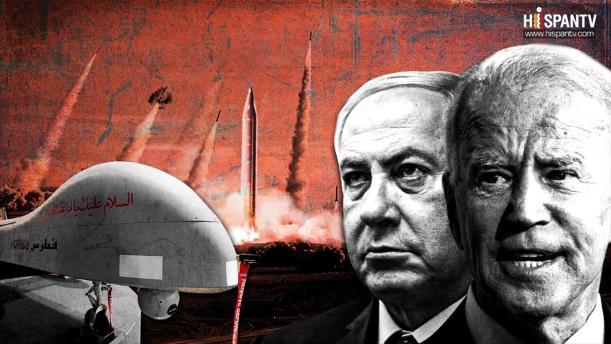 Temible y avanzado poder militar de Irán forzó alianza EEUU-Israel   HISPANTV
