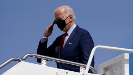 Biden a Mossad: Estamos lejos de volver al acuerdo nuclear con Irán