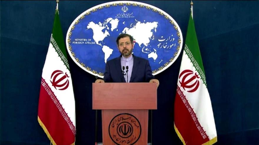 Irán reafirma su postura respecto a los diálogos de Viena