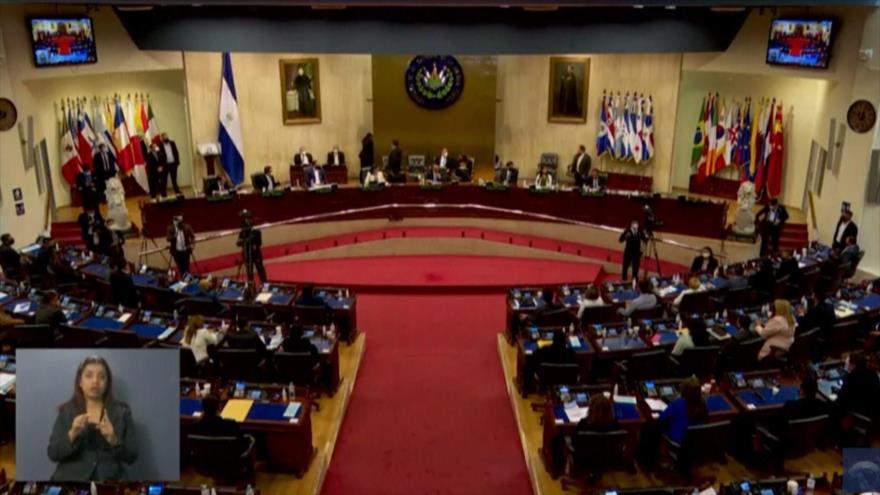 Controversias por destitución de jueces en el Salvador