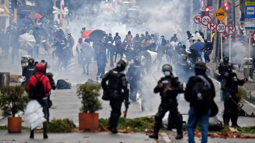 Oposición colombiana culpa a Duque por muertes en las protestas | HISPANTV