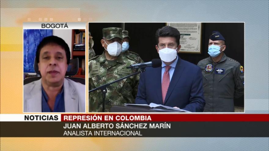 Sánchez Marín: Imperialistas dictan política económica en Colombia