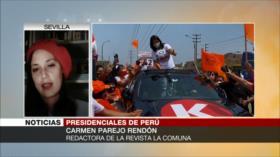 Parejo: El izquierdista Castillo tiene fuerza para reconstruir Perú