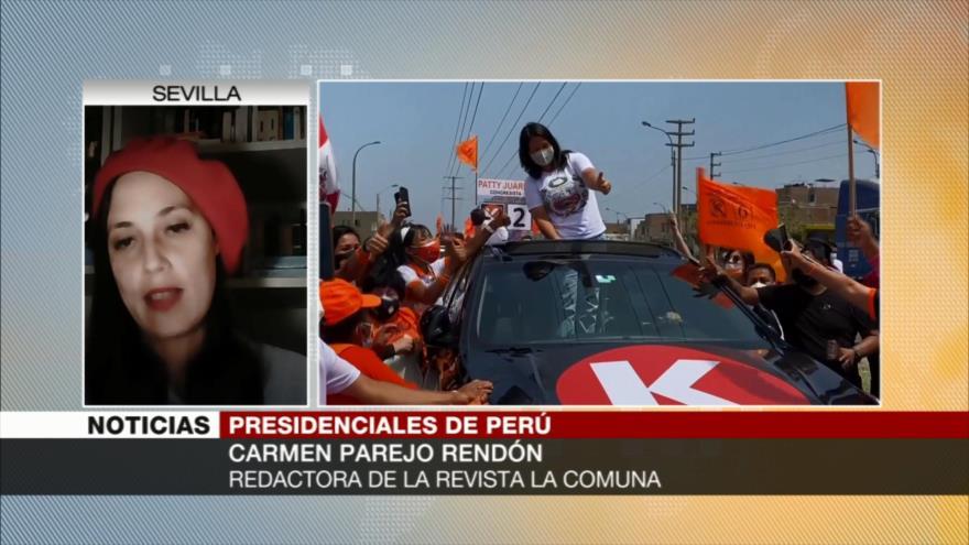 Parejo: El izquierdista Castillo tiene fuerza para reconstruir Perú | HISPANTV