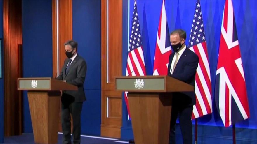 Crímenes israelíes. EEUU contra Rusia-China. Remoción en El Salvador - Boletín: 1:30 - 4/5/2021
