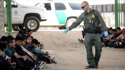 Agentes de EEUU atropellan a migrantes y matan a un hondureño