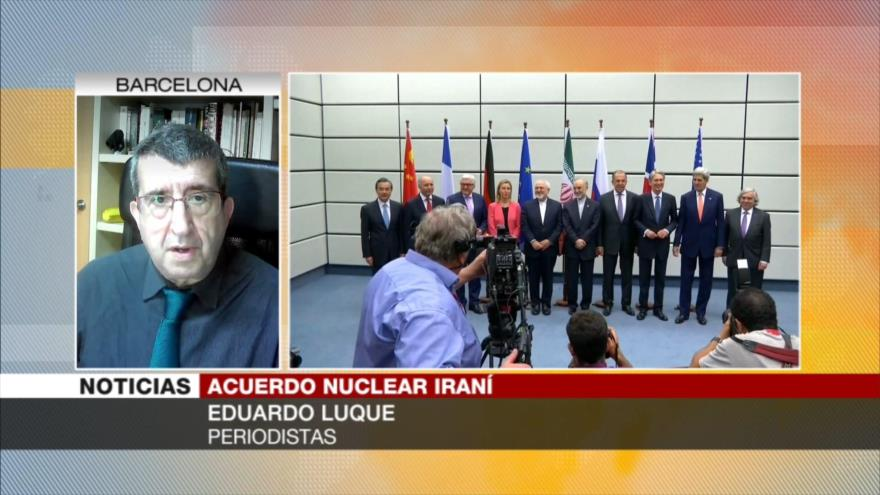 Luque: Irán aprendió que no puede creer en UE, controlada por EEUU