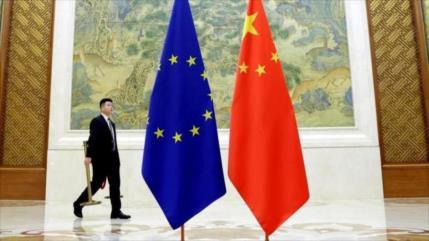 Estrategia TOMA Y DACA: UE suspende pacto de inversiones con China