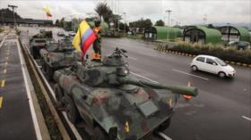 """Colombia pide socorro al mundo: """"Duque nos está matando"""""""