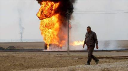 Regresa Daesh: Ataque a un campo petrolero en Irak deja un muerto