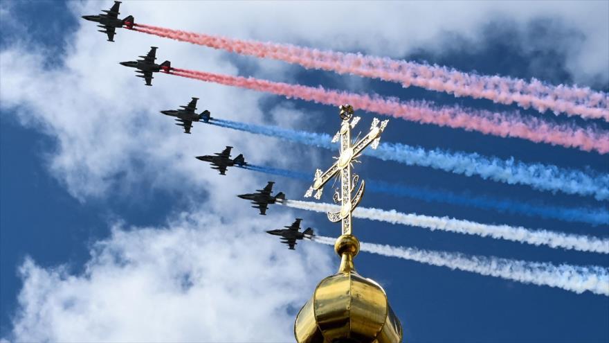 Rusia se prepara para celebrar el Día de la Victoria