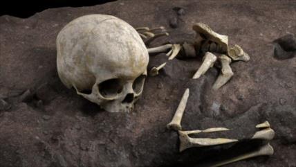 Hallan el enterramiento de un niño de hace 78 mil años en África