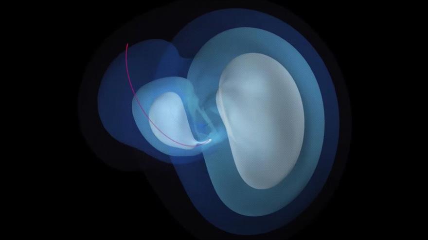 Vídeo: Un océano invisible de materia oscura cerca de Vía Láctea | HISPANTV
